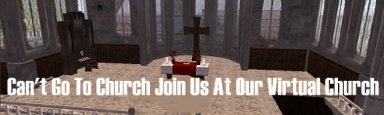 Church in Secondlife